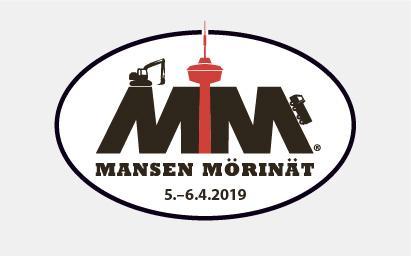 Mansen Mörinät järjestetään 5. – 6.4.2019