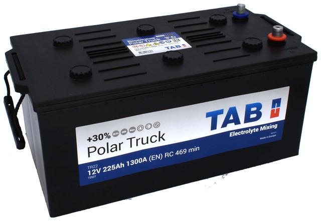 TAB POLAR TRUCK TR22 12V 225AH 1300